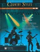 Contemporary Country Styles Drums/Bass (Book & CD)