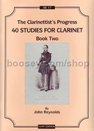 Clarinettist's Progress: Book 2