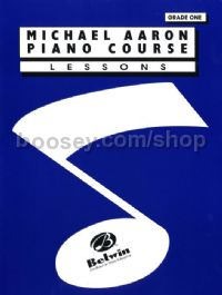 Piano Course Lessons 1 (Michael Aaron Piano Course series)