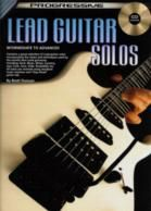 Progressive Lead Guitar Solos (Book & CD)