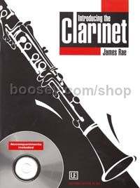 Introducing The Clarinet (Book & CD)