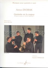 Quintet Op. 96 F Major Score & Parts