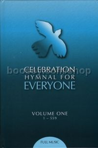 Celebration Hymnal for Everyone (2 vols) Full Music