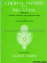 Choral Hymns from the Rig Veda (Third Group)