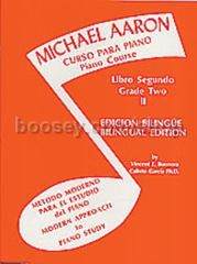 Piano Course Book 2 (Spanish Edition) (Michael Aaron Piano Course series)