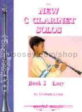New Clarinet Solos Book 2 C Version