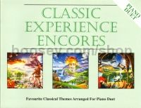 Classic Experience Encores Piano Duet