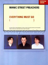 Everything Must Go (Guitar Tablature)