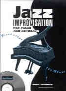 Jazz Improvisation Piano & Kbd (Book & CD) First Steps