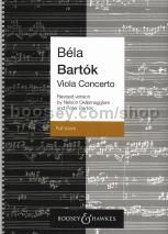 Viola Concerto (Revised Version)