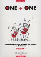 One + One, Vol.1 - Teachers Score (Guitar Duet)