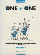 One + One, vol.2 Pupil's Part (Guitar Duet)
