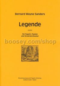 Legende - bassoon & piano