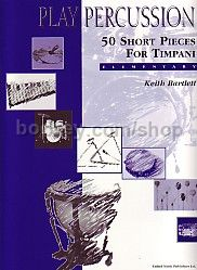 50 Short Pieces For Timpani