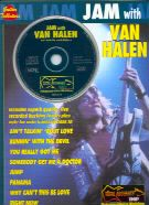 Jam With Van Halen (Book & CD) (Guitar Tablature)