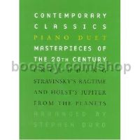 Contemporary Classics Piano Duet