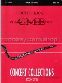 CME Concert Collection (Vol. 1) SSAA & piano