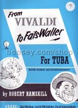From Vivaldi to Fats Waller for Tuba (bass clef)