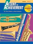 Accent On Achievement 1 Bassoon