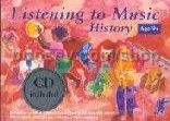 Listening To Music History (Book & CD)
