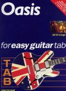 Oasis For Easy Guitar (Guitar Tablature) Revised