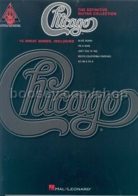 Chicago Definitive Collection (Guitar Tab)