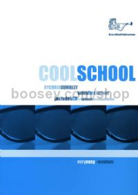 Cool School: Solos for Clarinet (Book & CD)