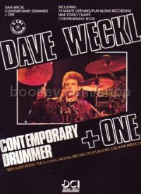 Contemporary Drummer+1 (Book & CD)