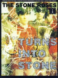 Turns Into Stone (Guitar Tablature)