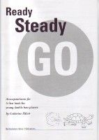 Ready Steady Go for double bass (piano accompaniment)