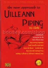 New Approach To Uilleann Piping (Bk & CD)