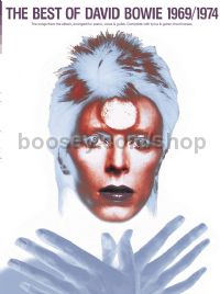 Best of David Bowie 1969/1974 (Piano, Vocal, Guitar)