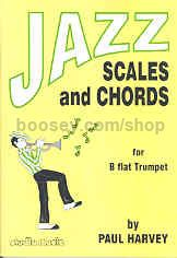 Jazz Scales & Chords Bb Trumpet