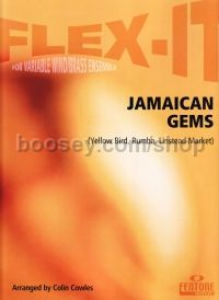 Jamaican Gems Flex Wind/brass Ensemble