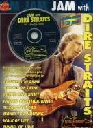 Jam With Dire Straits Book & 2 CDs (Guitar Tablature)