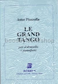 Le Grand Tango Cello & Piano (Berben Edition)