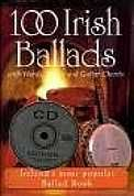 100 Irish Ballads 1 (Book & CD)
