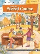 Alfred Basic Piano All-in-one Sacred Course 3