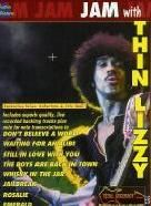 Jam With Thin Lizzy (Book & CD) (Guitar Tablature)