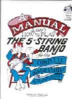 Manual On How To Play 5 String Banjo