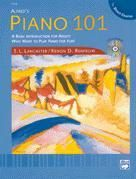 Alfred Piano 101 The Short Course (Book & CD)