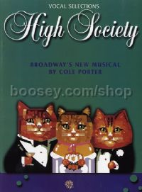 High Society Vocal Selections (Piano, Vocal, Guitar)