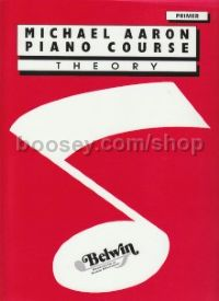 Piano Course Theory Primer (Michael Aaron Piano Course series)