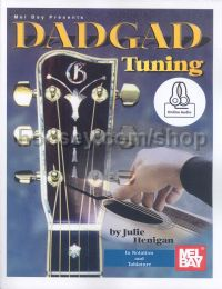Dadgad Tuning Henigan (Book with online audio access)