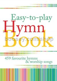 Easy To Play Hymn Book (piano)