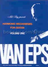 Harmonic Mechanisms For Guitar vol.1 Van Eps