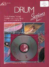 Drum Sessions Book 1 (Book & CD)