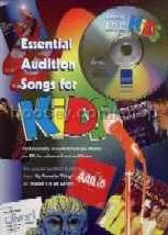 Essential Audition Songs for Kids (Book & CD)