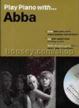 Play Piano with . . . Abba (Book & CD)