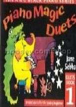 Piano Magic Duets Book 1